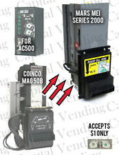 American Changer Ac500 Validator Update Kit to Mars Mei Series 2000 - $1 Only