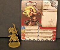 Zombicide Miniature Kickstarter exclusive CMoN D&D Sigrun