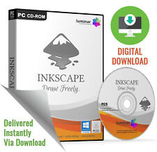Inkscape - Graphic Image Photo Vector Design / Editing Software (Download)