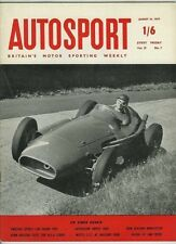 Autosport August 16th 1957 *MGA Coupe Test*