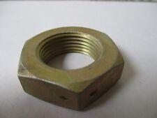 Nas509-18 Plated Steel Hexagon Nut Thread Size 1 1/8-12