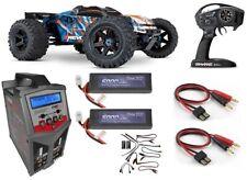 Traxxas 86086-4 Sparset 2 E-Revo V2 Brushless 4WD 2.4GHz TQi Wireless TSM Lila