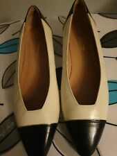 BALLY size 6,5 Leather Shoes