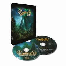 ENSIFERUM - Two Paths ltd. DIGI CD+DVD NEU!