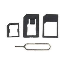 4pcs/set Micro Accessories SIM Adapter Transformation Repair For IPhone5