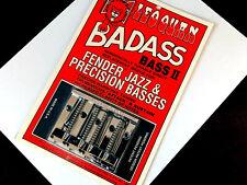 Leo Quan Badass Bass II for Fender Jazz & P-Bass Chrome