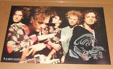 The Cure Mixed Up Poster 1990 Original Promo 30x20