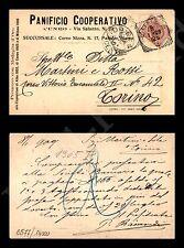 Cuneo - Panificio Cooperativo - 8.1.1909