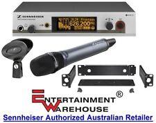 Wireless Handheld Pro Audio Condenser Microphones Systems