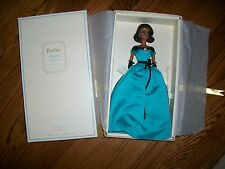 Ball Gown Barbie 2013 FASHION MODEL Silkstone COLLECTION Gold label AA LED