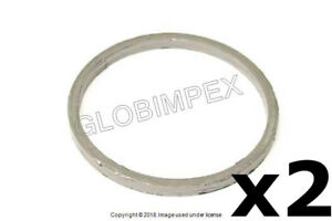 Front Pipe Exhaust Gasket 2 Diesel Particulate Filter BMW 335d X5 2009-2017