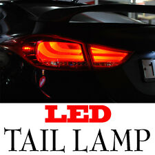LED Tail Light Lamp Assy Style RED Special For 11 12 Hyundai Elantra Avante MD