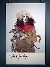 "Ramon Santiago ""Untitled"" Large Poster Print"