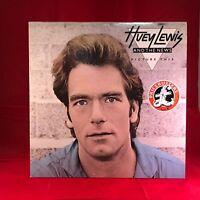 HUEY LEWIS & THE NEWS Picture This 1982 UK  Vinyl LP EXCELLENT CONDITION