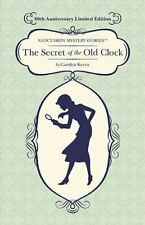 NANCY DREW~THE SECRET OF THE OLD CLOCK~80th ANNIVERSARY LIMITED ED~HARDCOVER