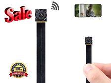 Hidden Security Cameras Mini spy cam 1080P HD Wifi Remote View Tiny Home Cameras