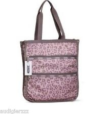 LeSportsac Pretty Kitty Double Zip Tote Bag D131