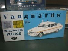 Vanguards 06510 - Rover 3500 Metropolitan Police - 1:43 Made in China