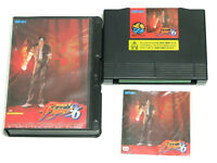 The King of Fighters 96 KOF SNK Neo Geo AES NEOGEO