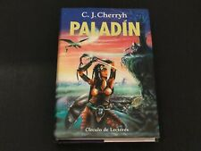 Paladín - C.J. Cherryh Tapa Dura Libro