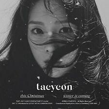 Taeyeon - This Christmas - Winter Is Coming [New CD] Asia - Import