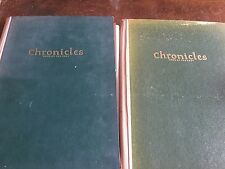 2 Lot Chronicles News Of The Past In The Days Of The Bible Reuben's Foundation