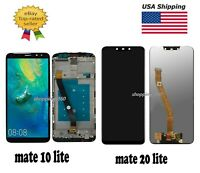 For Huawei mate 20 Lite / mate 10 Lite LCD Touch Screen Digitizer+Frame USPS