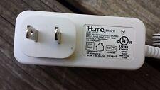 iHome Oem A/C Adapter Kss18-075-2000U Kss18-075-2000J 9Ih507W