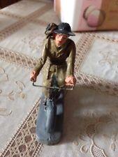 Chialu' Confalonieri In Pasta Anni 40/50 : Bersagliere In Bicicletta
