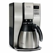 Mr. Coffee BVMC-PSTX95 10 Cup Optimal Brew Thermal Coffee Maker Stainless Steel