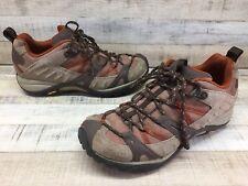 Merrell Siren Sport Leather Ginger Hiking Trail Shoes Women's sz 8.5