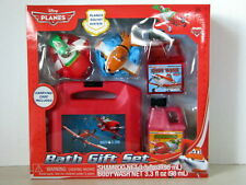 Disney Planes Bathtub Bath Gift Set Planes Squirt Water with Carrying Case