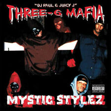 Three 6 Mafia - Mystic Stylez [New Vinyl LP] Explicit, Anniversary Ed