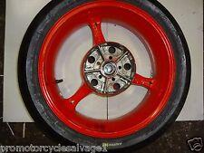 SUZUKI GSXR 1000 2005 2006 K5 K6:WHEEL - REAR (NO TYRE):USED MOTORCYCLE PARTS