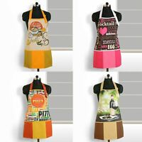 New Funny Novelty Kitchen Cooking Aprons Baking Butchers Chefs Craft Bib