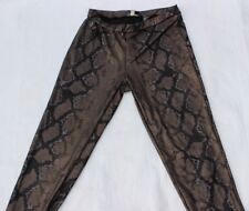 11db5c8c521d3 Gianni Bini Women's Snake Print Small Leggings NWOT