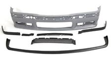 M Sport M3 front bumper fits to BMW E36 90-98 3 Series M-Pack ABS M-Tech