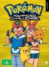 Pokemon: Season 7 -  Advanced Challenge NEW DVD