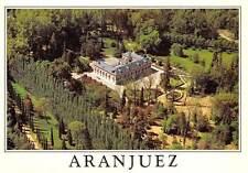Spain Madrid Aranjuez Casa del Labrador Vista aerea