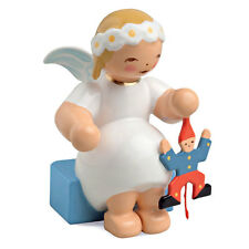 Wendt & Kuhn Goodwill Snowflake Angel Blonde Toy