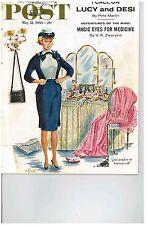 The Saturday Evening Post May 31 1958 Constantin Alajalov Vintage Americana