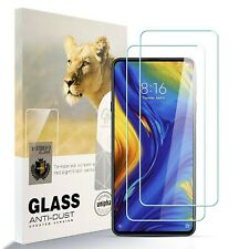 Asoway AYSOW Screen Protector for xiaomi Mi Mix 3 [2 Pack] HD Tempered Glass ...