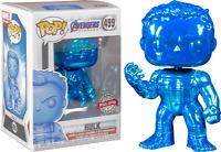 Funko Pop Vinyl Marvel Avengers  Endgame Hulk Blue Chrome
