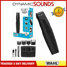 Wahl Cordless Rechargeable Beard Stubble Neck Body Hair Clipper Trimmer 9685-517