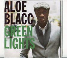 Aloe Blacc   1 track cd promo   GREEN LIGHTS  3:13  Min. UK RADIO MIX  © 2011