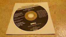 Microsoft Windows 7 Pro SP1 64 Bit Operating System Disc For Dell PCs / Laptops