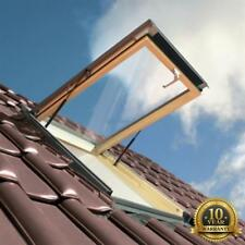 Optilight Top Hung - Skylight - Escape Access Roof Window 78x118cm + Flashing