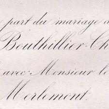 Louise Constance De Bouthillier Chavigny 1868 Gustave Des Courtils De Merlemont