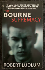 The Bourne Supremacy - Robert Ludlum - Paperback Acceptable Softcover PB