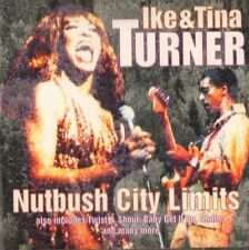 Ike & Tina Turner(CD Album)Nutbush City Limits-Hallmark-310812-UK-1998-